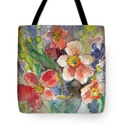 Handpicked Bouquet No. 2 Tote Bag