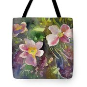 Handpicked Farmers Bouquet Tote Bag