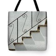 Handrail And Steps 1 Tote Bag