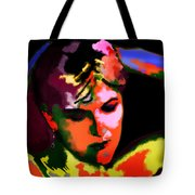 Hands Behind Your Head Tote Bag