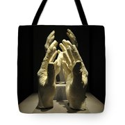 Hands Of Apollo Tote Bag by David Lee Thompson