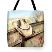 Hang Em High Tote Bag