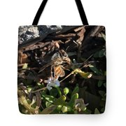 Hang On Honey Bee Tote Bag