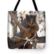 Hanging Around Tote Bag