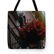 Hanging Basket Tote Bag