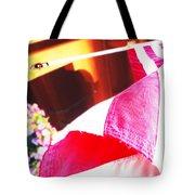 Hanging Beauty 1 Tote Bag