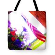 Hanging Beauty 2 Tote Bag