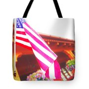 Hanging Beauty 3 Tote Bag