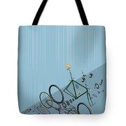 Hanging Bike Tote Bag