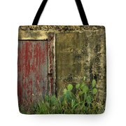 Hanging By A Hinge Tote Bag