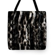 Hanging Chains Tote Bag