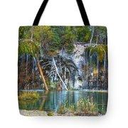 Hanging Lake  Tote Bag