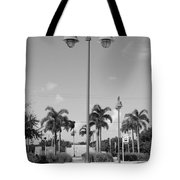 Hanging Lamps Tote Bag