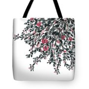 Hanging Leaves IIi Tote Bag