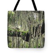 Hanging Moss Tote Bag