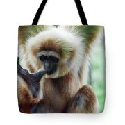 Hanging Out  Tote Bag