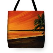 Hanging Out At The Beach #153 Tote Bag