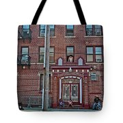 Hanging Out In Brooklyn Tote Bag