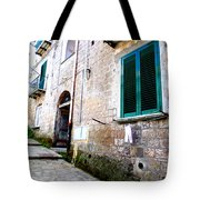 Hanging Out In Sorrento Tote Bag
