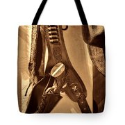 Hanging Revolver Tote Bag