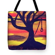 Hanging Tree Tote Bag