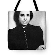 Hannah Arendt (1906-1975) Tote Bag