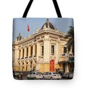 Hanoi Opera House 04  Tote Bag