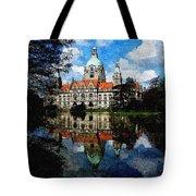 Hanover Germany Catus 1 No. 1 H B Tote Bag
