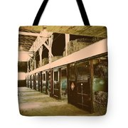 Hanover Shoe Farm Broodmare Stables Tote Bag