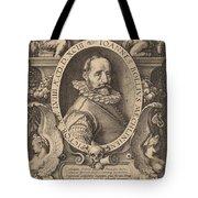 Hans Bol Tote Bag