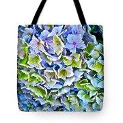 Hanson Hydrangea Tote Bag