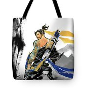 Hanzo Overwatch Tote Bag