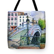Ha'penny Bridge Dublin Tote Bag