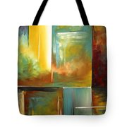 Haphazardous II By Madart Tote Bag