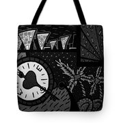 Happiness 3 Tote Bag