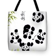Happiness Is Getting Along Tote Bag by Oiyee At Oystudio
