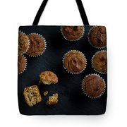 Happiness Is Only A Cupcake Away Tote Bag