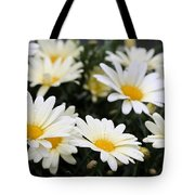 Happy After Rain Shower Tote Bag
