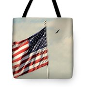 Happy Birthday America Tote Bag