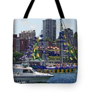 Happy Birthday Australia Tote Bag