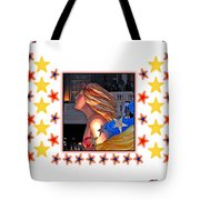 Happy Birthday To The Star Of The Day Tote Bag