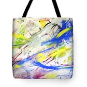 Happy Chaos Tote Bag