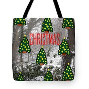 Happy Christmas 22 Tote Bag