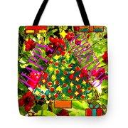 Happy Christmas 25 Tote Bag