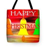 Happy Christmas 27 Tote Bag by Patrick J Murphy