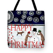 Happy Christmas 29 Tote Bag by Patrick J Murphy