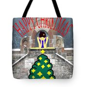 Happy Christmas 31 Tote Bag