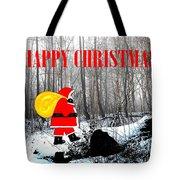 Happy Christmas 60 Tote Bag