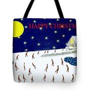Happy Christmas 27 Tote Bag