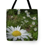 Happy Daisy Tote Bag